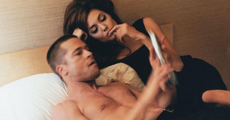Μπραντ Πιτ και Αντζελίνα Τζολί: Ο τελευταίος πραγματικά φωτογενής έρωτας του Χόλιγουντ Πηγή: www.lifo.gr