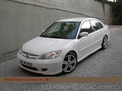 Honda Civic Ls Design Ideas Honda Honda Civic 1,6 LS Sedan 2004 Tuning Pictures