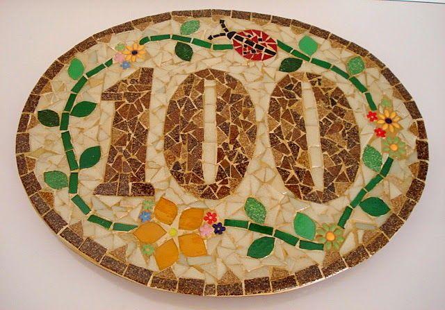 Arte Livre Mosaico: Placas