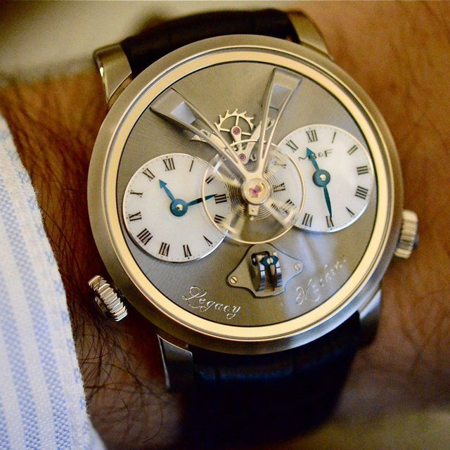 What a Watch!