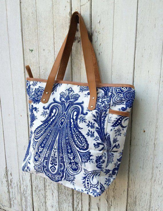 f3ee0d6b2494 Boho Weekender Bag Valentine Gift Summer Large Tote Canvas bag ...