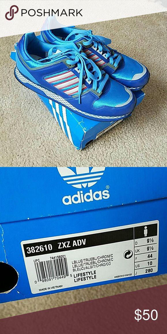ADIDAS ZXZ ADV ADIDAS ZXZ ADV SZ 10 Adidas Shoes Sneakers