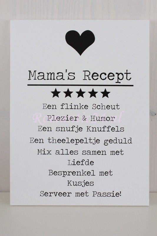 mama's recept
