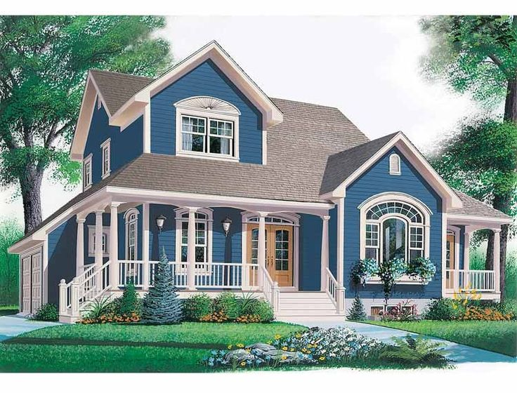 Classic Farmhouse Plans 314 best homes images on pinterest | house floor plans, dream