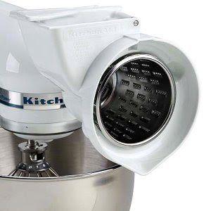 KitchenAid Rotor Slicer / Shredder Attac...