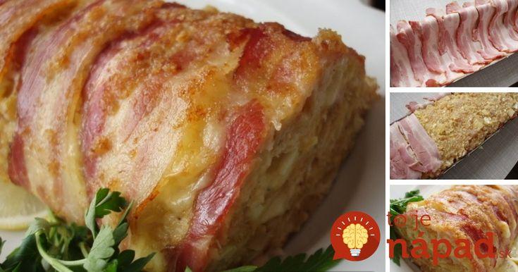 Gurmánska štrúdľa: Perfektný tip na slanú delikatesu!