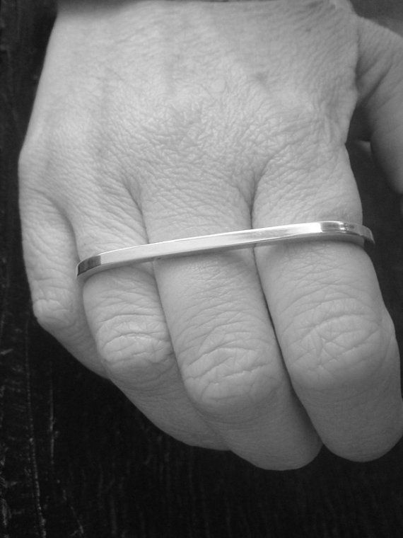 Triple Finger Ring  Three Finger Ring  Knuckle by JennKoDesign
