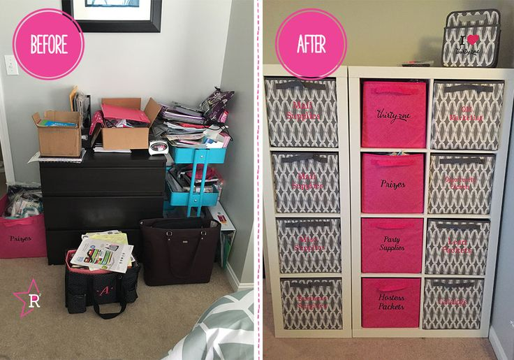 Thirty-One Office Organization.