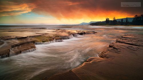 Little Austinmer Beach, Wollongong