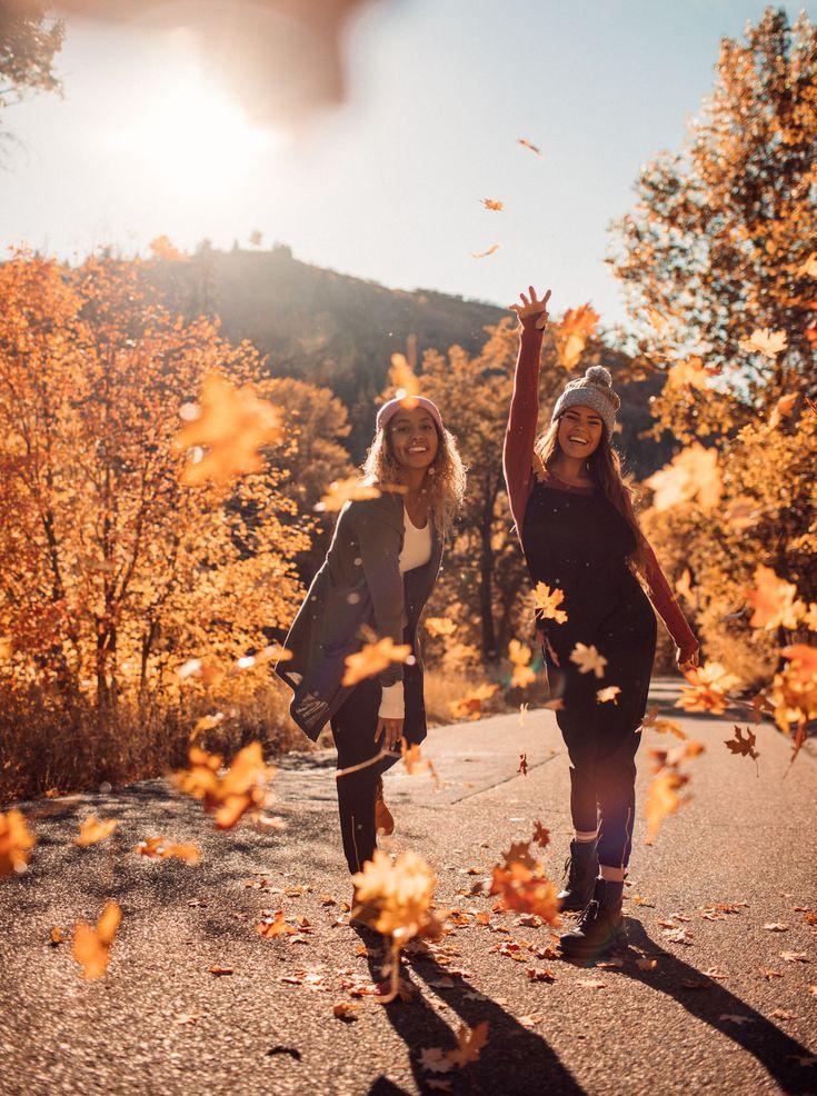 Картинки осень для друзей
