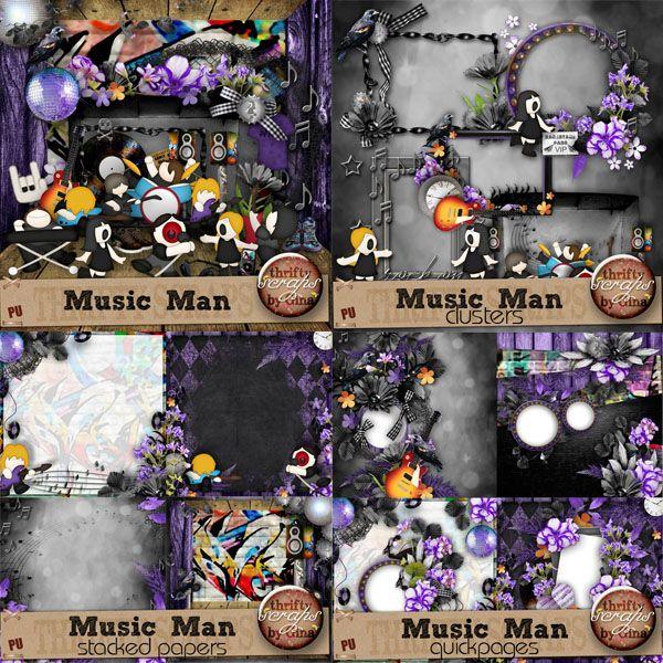 Music Man - bundle