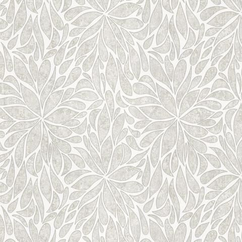 Marburg Wallpaper | Padua Floral White Pearl | 56119