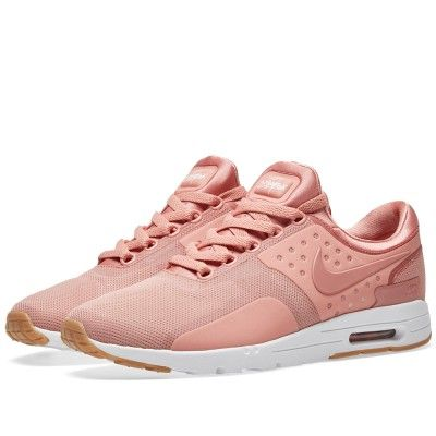 The one before the 1; Nike originally designed the Air Max Zero in 1985 but it remained un-released until 2015. Since its arrival, the pre-concept design has received a number of re-workings – including this women's version. Built with breathable textile uppers, the spring-ready palette sees synthetic overlays add ultra-modern comfort, set on an IU midsole with a Max Air heel unit for lightweight cushioning.  Mesh Uppers Synthetic Overlays IU Midsole Max Air Heel Unit Rubber at Heel & Toe...