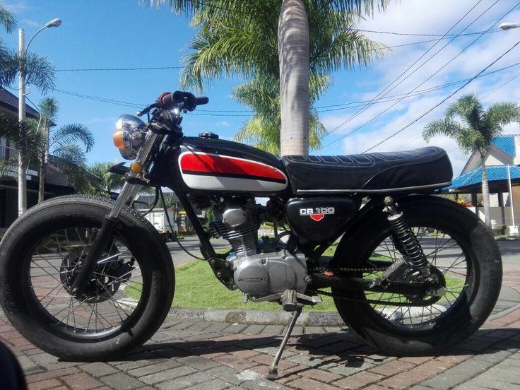 #japstyle #indonesia #honda #cb100