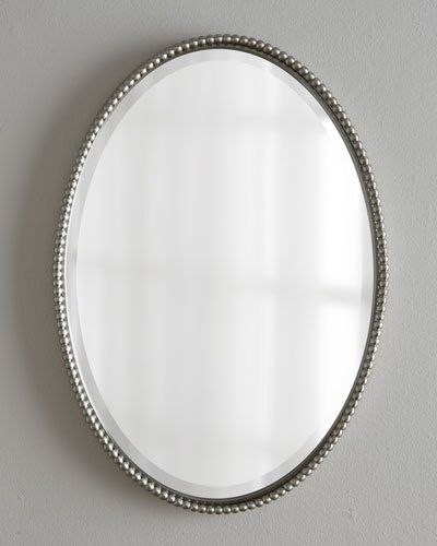 25 Best Ideas About Oval Mirror On Pinterest Simple Interior Beauty Studio And Bathroom