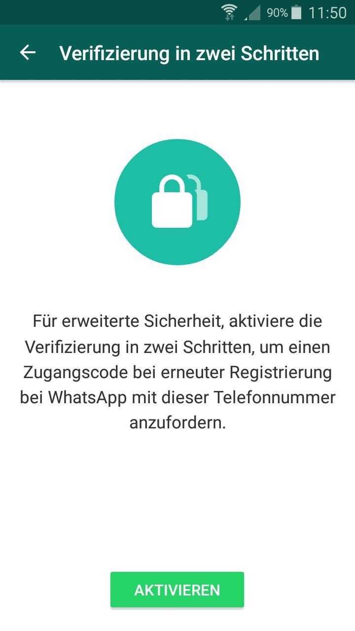WhatsApp mit verbesserte Sicherheit: Neue Zwei-Faktor-Authentifizierung   Bei dem beliebten WhatsApp Messenger können die Nutzer eine starke Verbesserung bei der Anmeldung nutzen. Bislang reichte immer die Rufnummer als Authentifizierung nun kann man auf Wunsch eine zusätzliche PIN vergeben. Dieses ist dann immer bei einem Diebstahl oder Verlust des Smartphones sinnvoll da ja leider die SIM-Karte mit der entsprechenden Rufnummer immer abhanden gekommen ist. ...mehr #WhatsApp #Anmeldung…