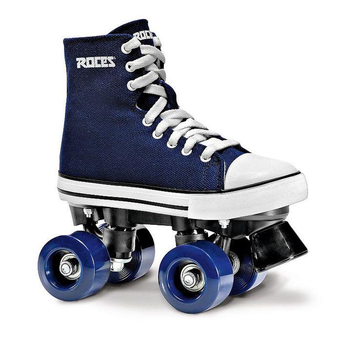 Adult Roces Chuck Roller Skates, Blue