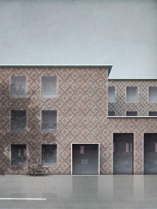 Nicolai bo andersen arkitekt fasader pinterest for Arkitekt design home
