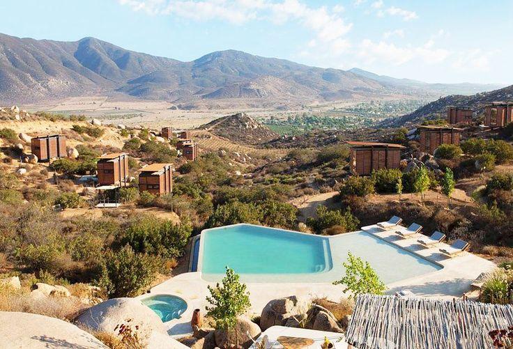 Valle de Guadalupe, Baja California. Encuentro Guadalupe