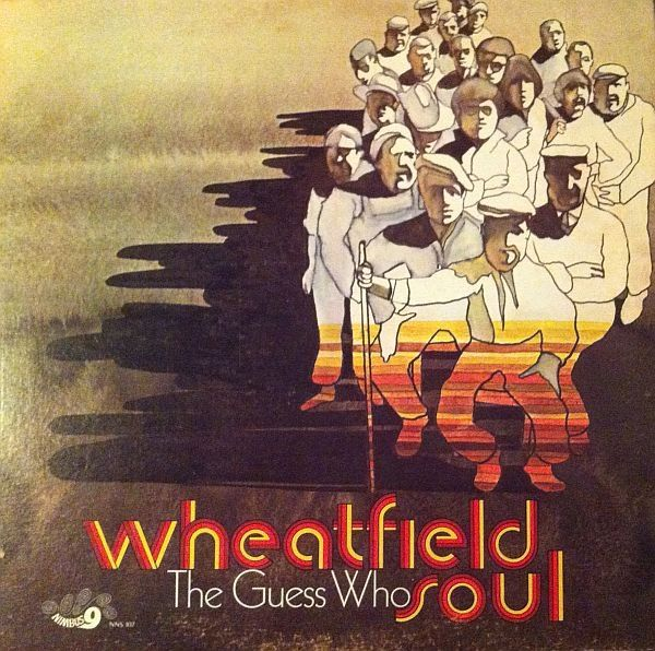 The Guess Who - Wheatfield Soul (Vinyl, LP, Album) at Discogs  1969
