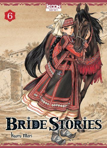 Bride Stories T06 - Kaoru Mori, Yohan Leclerc - Amazon.fr - Livres