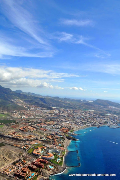 Picture of Costa Adeje and Las Americas #Tenerife