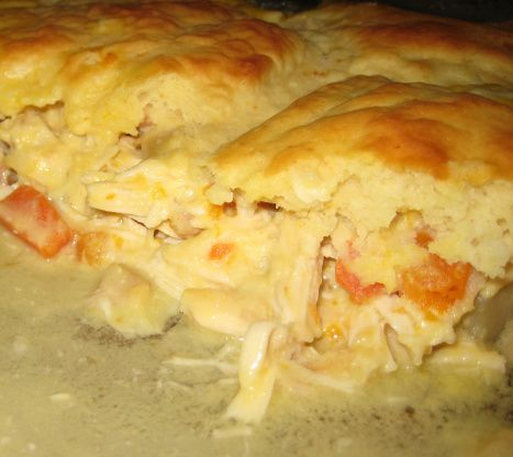Weight Watchers Chicken Pot Pie Recipe - Food.com: Food.com