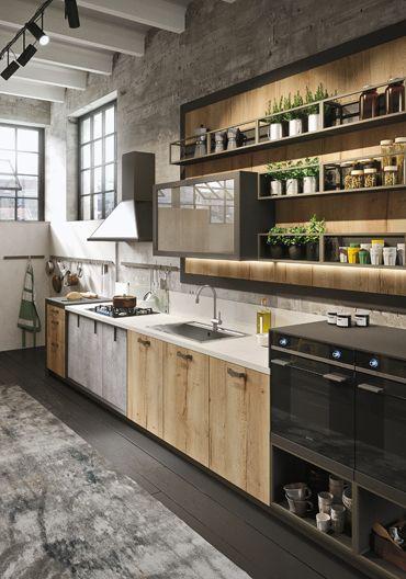 Die besten 25+ Küchenstauraum Ideen auf Pinterest Aufbewahrung - kompakte kuche snaidero board