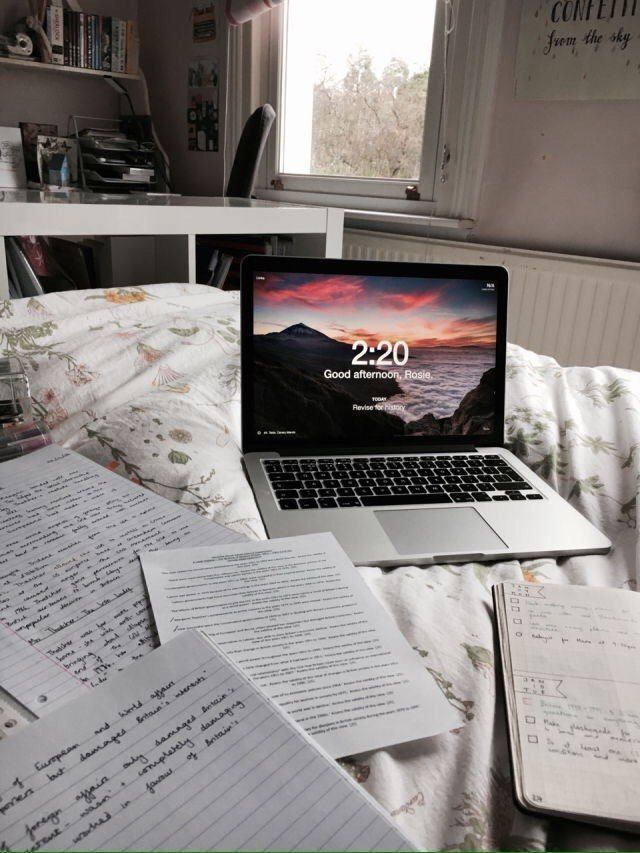 Quick Tips to Create a Productive Study Space – #c…