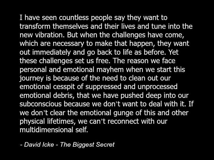 David Icke - Quote Consciousness Spirituality Spiritual Education Multidimensional Emotions Healing.jpg