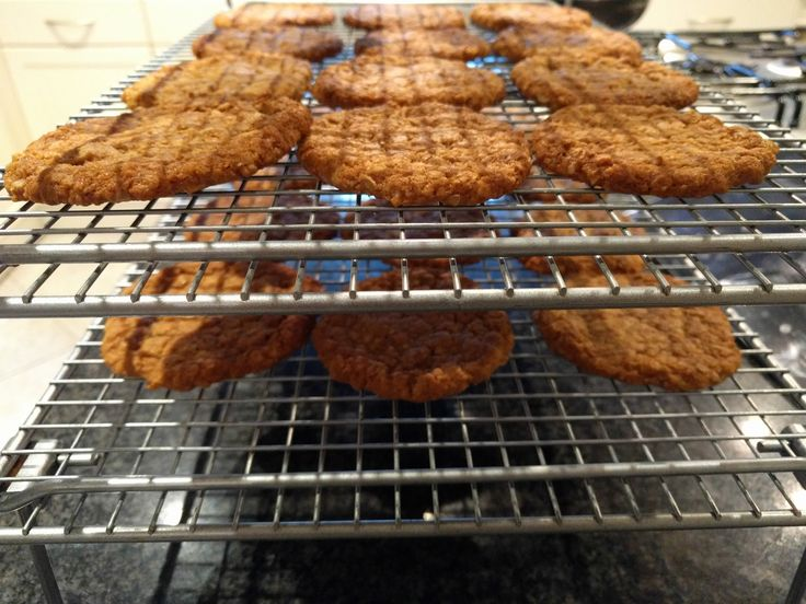 Anzac Biscuits - World Food Tour