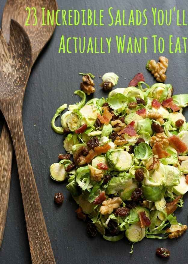 23 Lettuce-Free Salads You'll Actually Want To Eat
