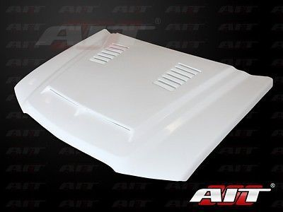 2003-2005 Chevy Silverado AIT RACING Type-E Style FRP Functional Ram Air Hood