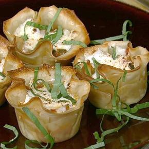 Leeann Kartashevsky's Lasagna Cupcakes