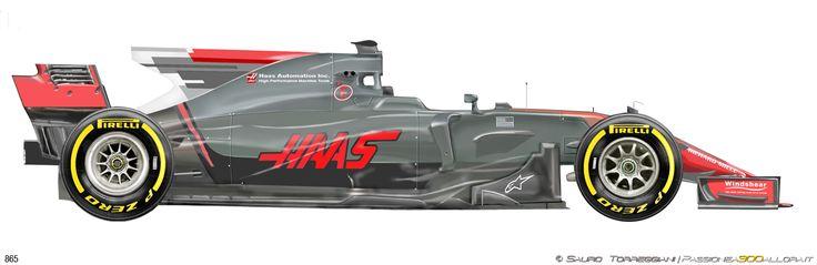 Haas VF-17 - Haas F1 Team - Passione a 300 all'ora FORUM   F1, MotoGP, IndyCar, WEC, Formula E, WTCC