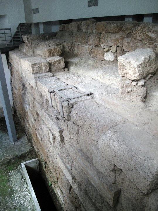 Ancient Athens City Walls, Islamic art collections of the Benaki Museum, Ag. Asomaton Street