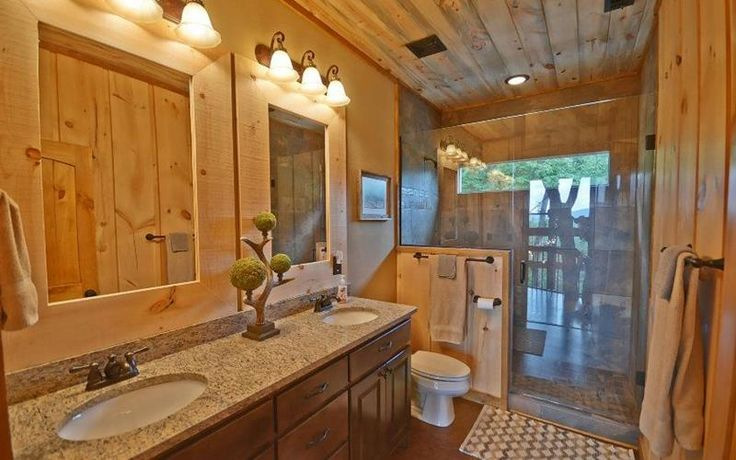 rustic small bathrooms best 25 cedar tongue and groove ideas on wood 14325
