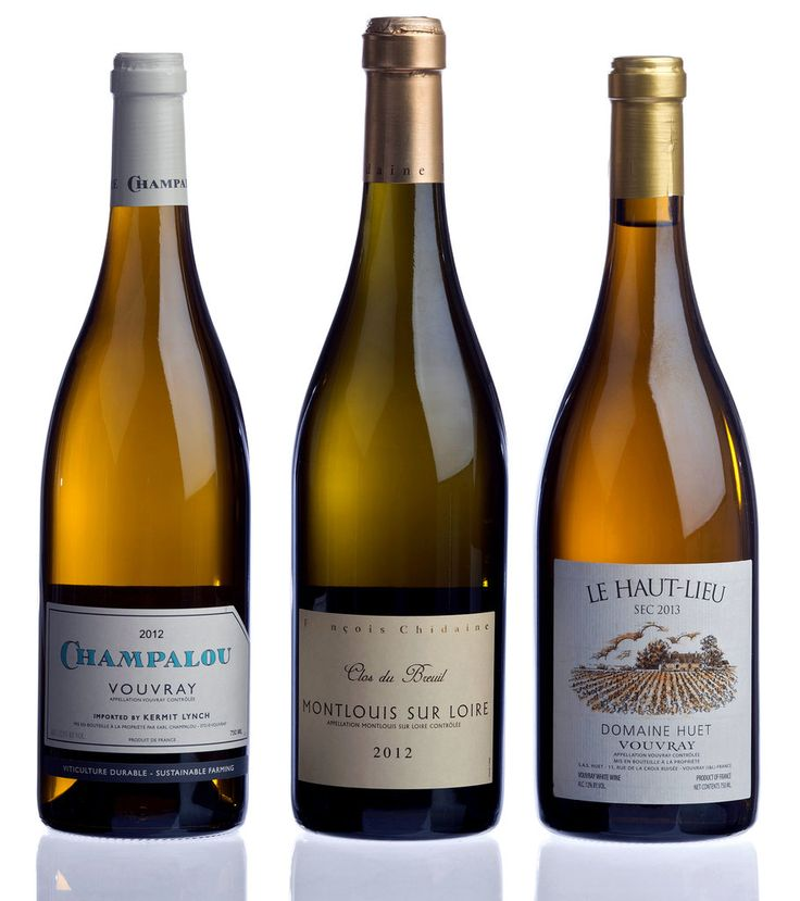 Vouvray Sec (Chenin Blanc)  Good chenin blancs come from South Africa and California, but the Loire Valley is where the wine in its myriad styles reaches the heights.