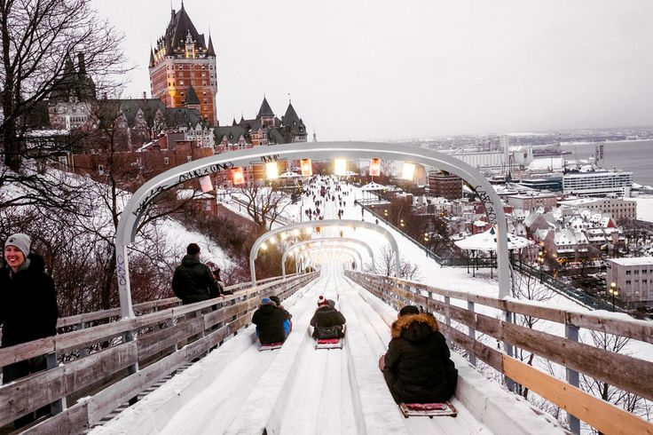 In Quebec's capital, hip and historic exist side by side, with cultural and culinary enticements for all manner of visitors.