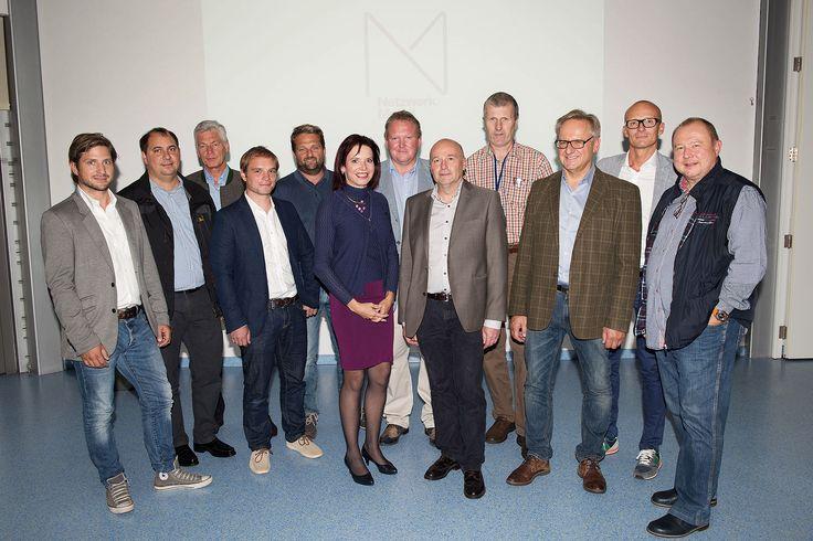 Netzwerk Metall: neuer Vorstand, neue Positionierung, neues Erscheinungsbild