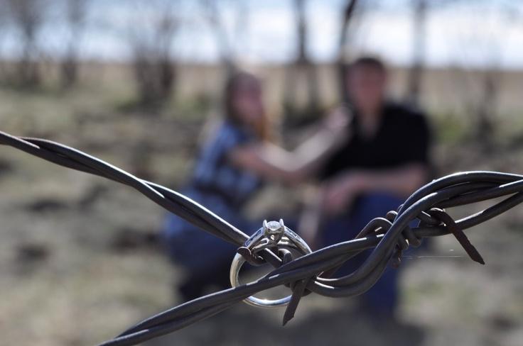 engagement ring picture @Sheena Ashlock: Engagement Ring