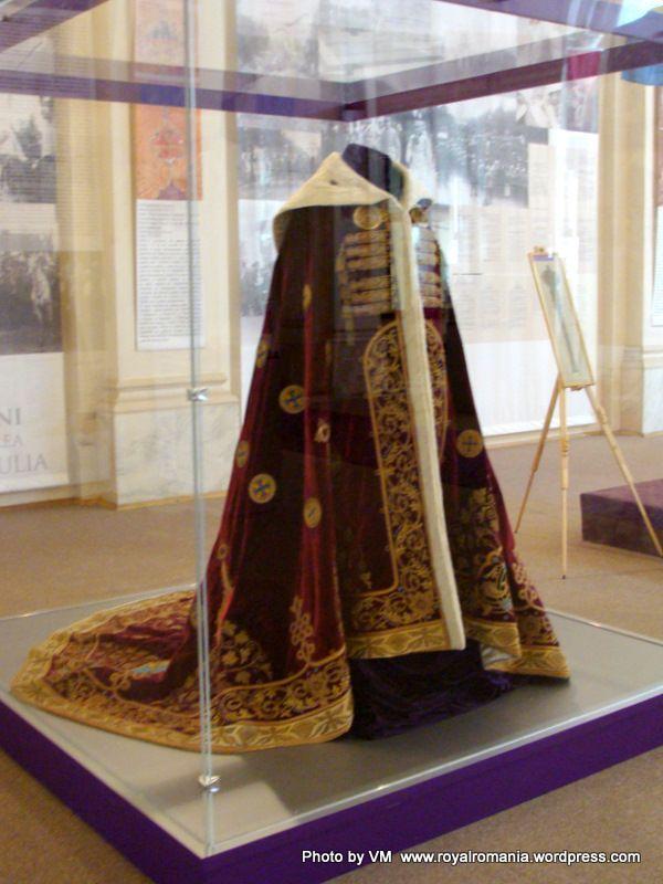 King Ferdinand's Coronation Robe (1922)