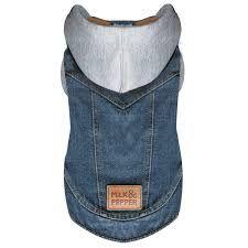 41€ ----- Maat 34 ---- Warm en comfortabel jeansjasje van het Franse designermerk Milk & Pepper! Prijs 41,00 eur.