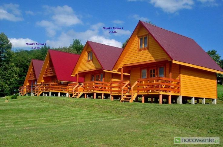 Domki Letniskowe Kama: http://www.nocowanie.pl/noclegi/solina/domki/29588/ - świetne miejsce na spędzenie urlopu!  #Bieszczadymountains #Bieszczady #travel #holiday #Nocowaniepl #summer #hotel