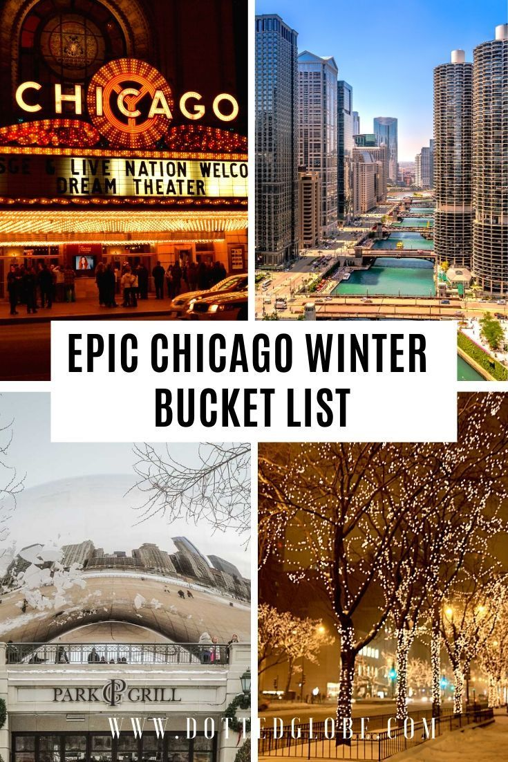 16 Best Things To Do In Chicago In The Winter By A Local In 2020 Visit Chicago Chicago Winter Chicago Travel