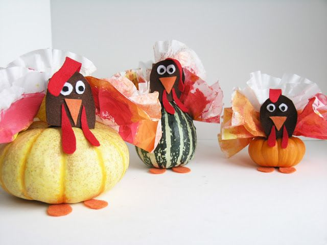 12 kid-friendly crafts for Thanksgiving | Red Tricycle