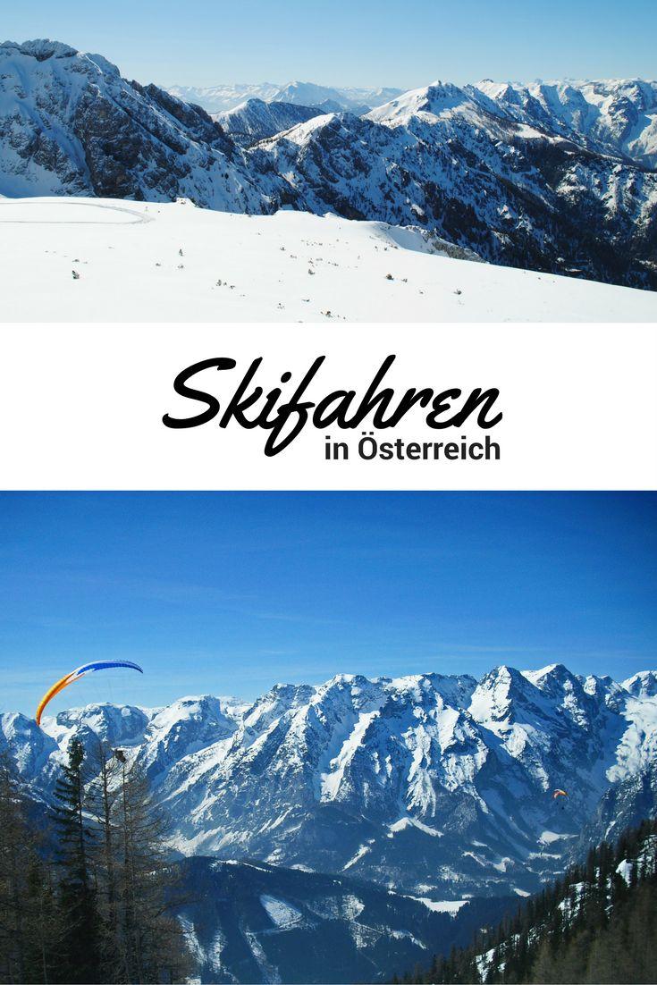 Skifahren in Österreich (Hinterstoder)