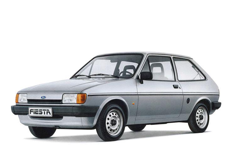 1985 Ford Fiesta L