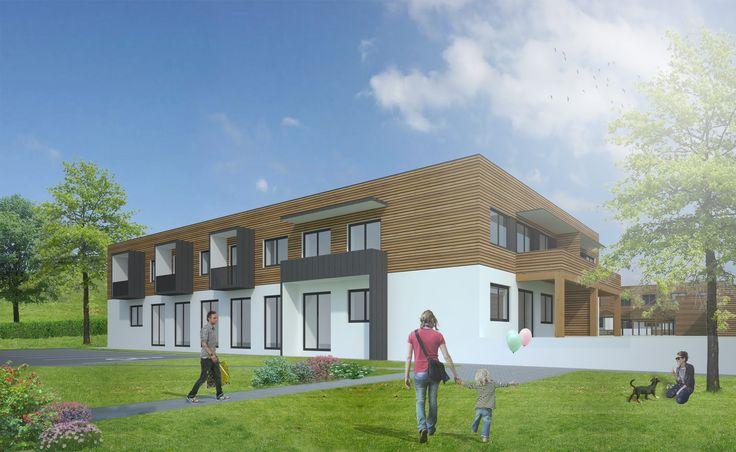 Apartment house_visualisation