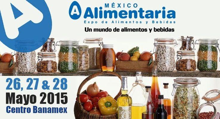 Alimentaria mexico 2015 centro banamex, expo alimentaria 2015